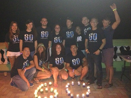 Earth Hour Vieques 2013