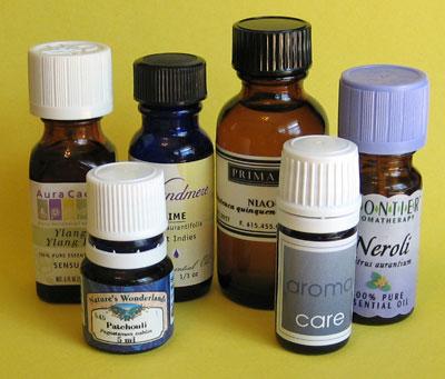 aceites esenciales disponibles en tiendas naturales